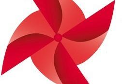 red-pinwheel-solo-lg