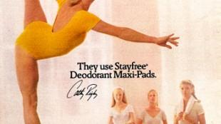 1982 Stayfree Ad via